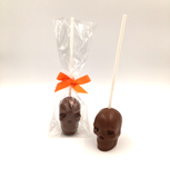 Halloween Chocolade Stick_
