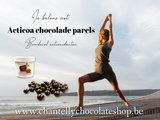Acticoa donkere chocolade parels 90g_
