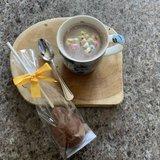 Paas chocolade Stick voor chocomelk_