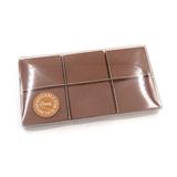 Melkchocolade plaatjes zonder toegevoegde suikers_