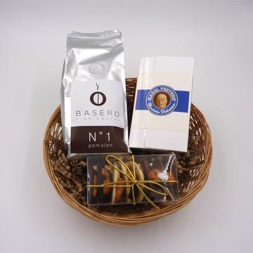 Gourmet koffie pakket