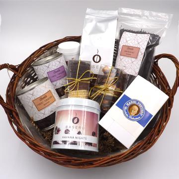 Luxe koffie & thee pakket