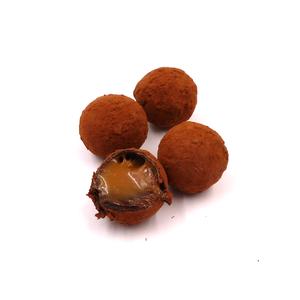 Handgemaakte karamel en zeezout truffels 250g