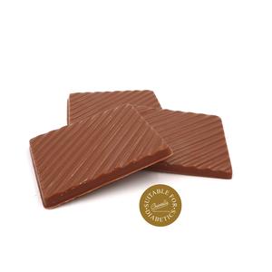 Chocolade plaatjes zonder toegevoegde suikers - MELK