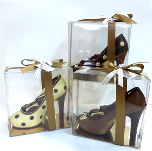 Chocolade Moederdag Pump