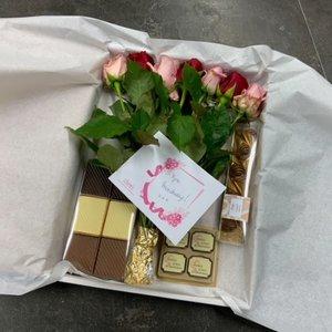 Moederdag bloemen geschenk